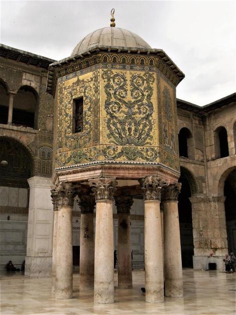 Damaskus: Omaijadenmoschee - Schatzhaus (2008)