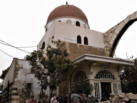 Damaskus: Saladin-Mausoleum (2008)