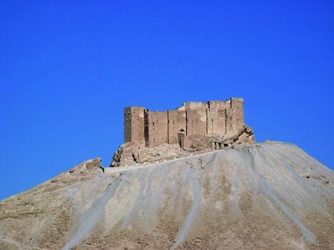 Arabische Burg Qalaat Ibn Maan (2008)
