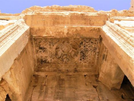 Baal-Tempel: Cella - Südthalamos [= Kultnische für Standbilder der Götter] (2008)