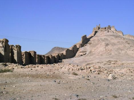 Halabiye [Zenobia]: Stadtmauer (2008)