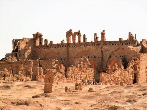 Resafa [Sergiopolis]: Kathedrale (2008)