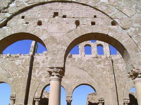 Resafa [Sergiopolis]: Basilika B