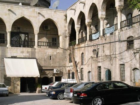 Aleppo: Khan al Wesir (2008)