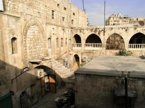 Aleppo: Khan as Sabun [Seifen-Karawanserei] (2008)