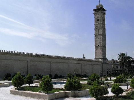Aleppo: Omaijadenmoschee (2008)