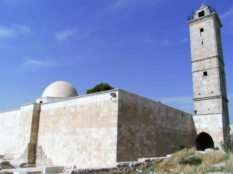 Aleppo: Zitadelle - Große Moschee (2008)