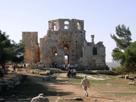Simeonskloster: Baptisterium (2008)