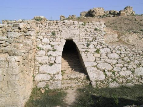 Ugarit: Poterne (2008)
