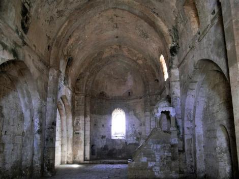 Krak des Chevaliers: Burgkapelle (2008)