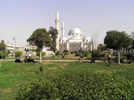 Homs: Moschee des Khalib Ibn al-Walid (2008)