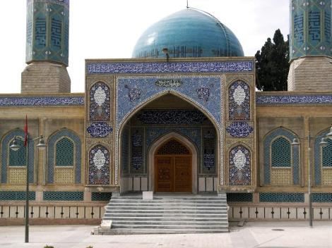 Baalbek: iranische Moschee (2008)