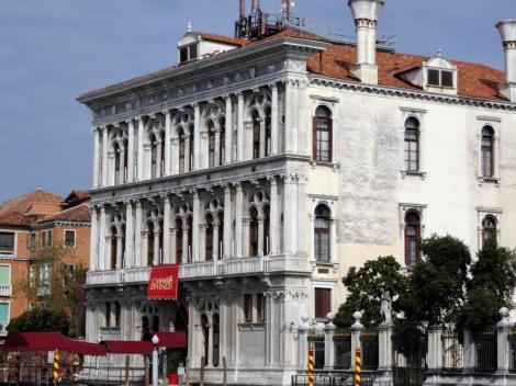 Canal Grande: Palazzo Vendramin-Calergi (2017)