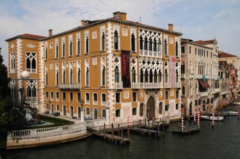 Canal Grande: Palazzo Cavalli-Franchetti (2017)