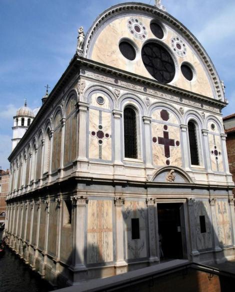 Kirche Santa Maria dei Miracoli (2017)