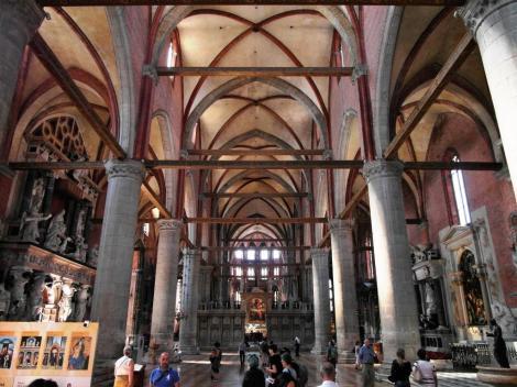 Kirche Santa Maria Gloriosa dei Frari (2017)