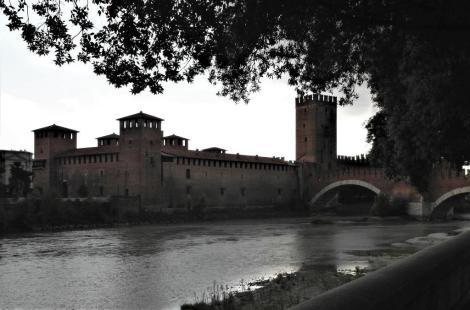 Castelvecchio und Scaligerbrücke (2017)