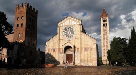 Kirche San Zeno (2017)