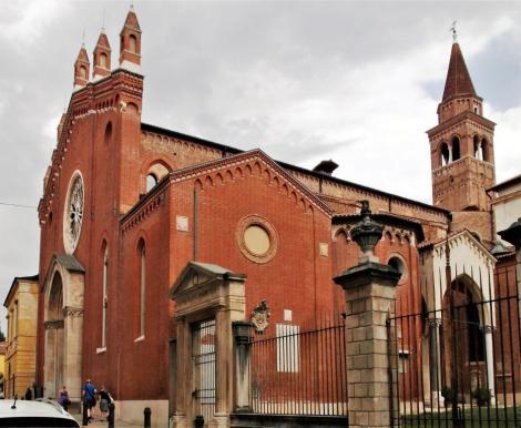 Kirche Santa Corona (2017)
