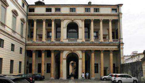 Palazzo Thiene Bonin Longare (2017)