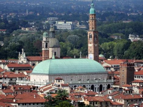 Basilica Palladiana [Blick vom Monte Berico] (2017)