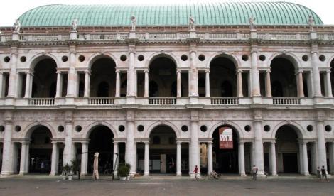 Basilica Palladiana - Nordseite (2017)