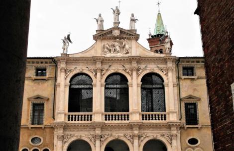 Piazza dei Signori: San Vicenzo (2017)