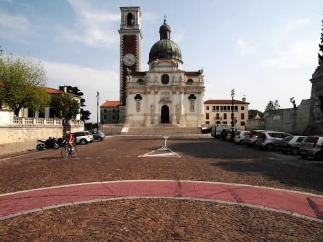 Wallfahrtskirche Madonna di Monte Berico (2017)