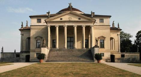 Villa Rotonda von Palladio (2017)