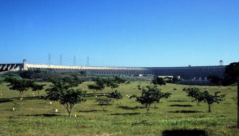Itaipú-Staudamm (2003)