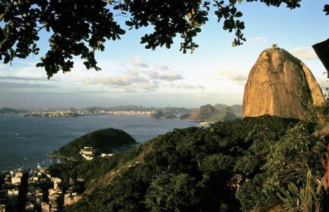 Rio de Janeiro: Zuckerhut und Guanabarabucht (2003)
