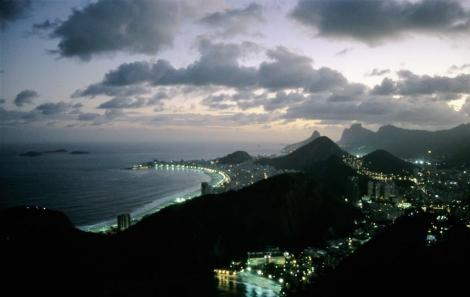 Rio de Janeiro: Blick vom Zuckerhut (2003)
