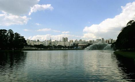São Paulo: Ibirapuera-Park (2003)