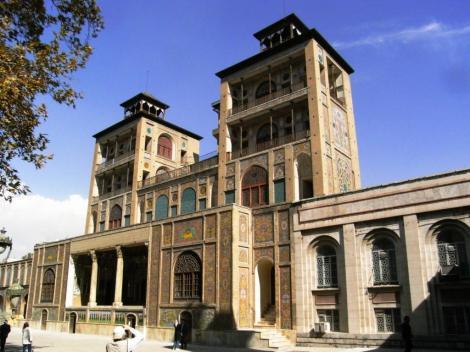 Teheran: Golestan-Palast (2007)