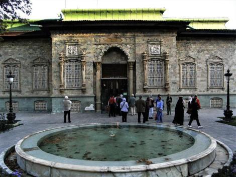 Teheran: Sommerpalast - Grüner Palast (2007)