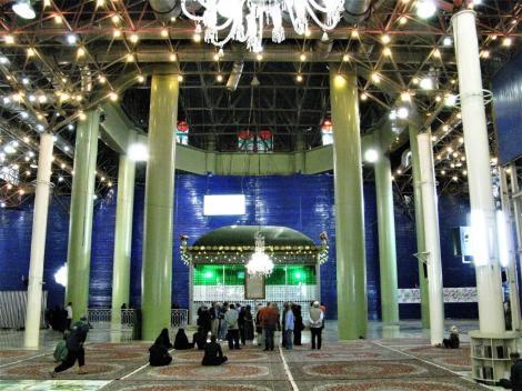 Teheran: Khomeini-Mausoleum (2007)