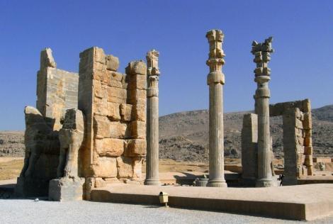Persepolis: Tor aller Länder (2007)