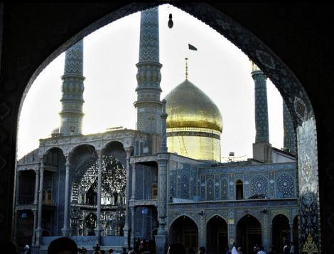 Ghom: Fatima-Heiligtum (2007)