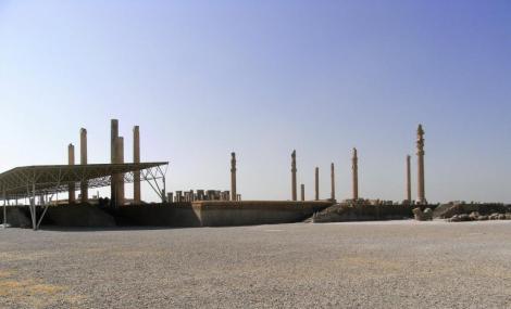 Persepolis: Apadana [Audienzpalast] (2007)