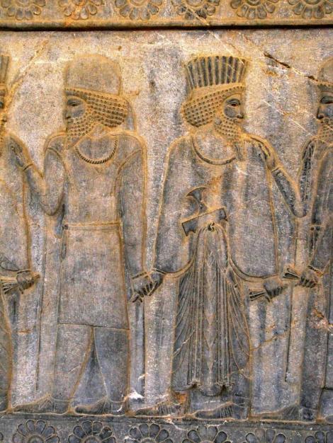 Persepolis: Apadana - Relief an der Osttreppe (2007)