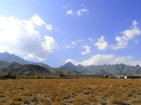 Landschaft bei Natanz (2007)