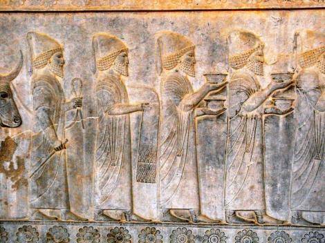 Persepolis: Apadana - Relief an der Osttreppe [Babylonier] (2007)