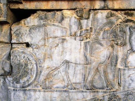 Persepolis: Apadana - Relief an der Osttreppe [Libyer] (2007)