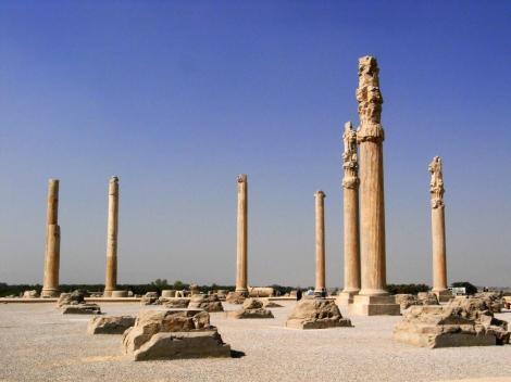 Persepolis: Apadana (2007)