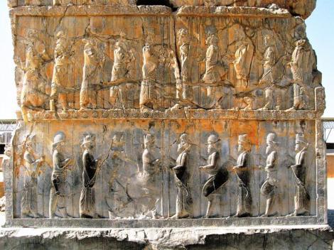 Persepolis: Hundertsäulensaal - Nordtür (2007)
