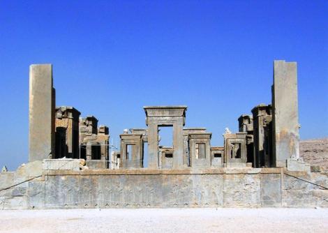 Persepolis: Wohnpalast des Darius (2007)