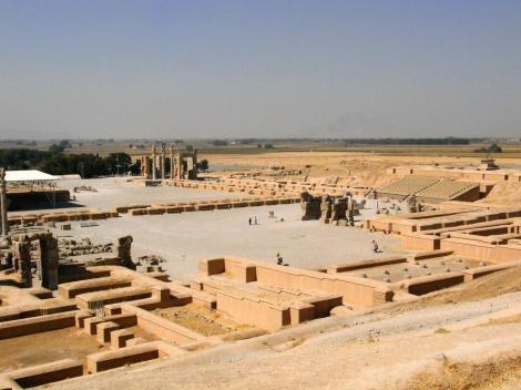 Persepolis: Blick zum Tor aller Länder (2007)