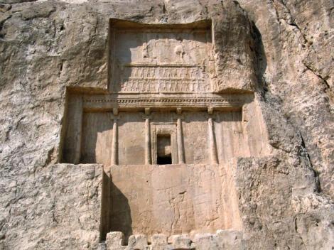 Naksch i Rustam: Grab von Darius I., d. Gr. (2007)