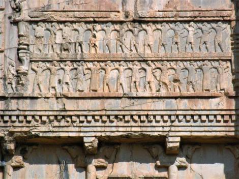 Naksch i Rustam: wohl Grab von Xerxes (2007)