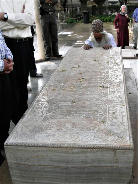 Schiras: Hafis-Mausoleum (2007)